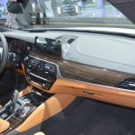 BMW 6 Series GT dashboard driver side view at 2017 Dubai Motor Show