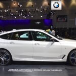 BMW 6 Series GT profile at 2017 Dubai Motor Show