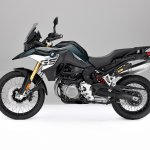 BMW F 850 GS Pollux press shot left side