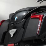 BMW K 1600 B press tail lights