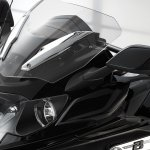BMW K 1600 B press windshield