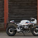 BMW R nineT Racer press right side