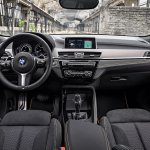 BMW X2 dashboard