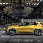 BMW X2 profile
