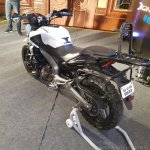 Bajaj Dominar 400 Trans Siberian Odeyssey rear left quarter second bike