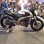 Bajaj Dominar 400 Trans Siberian Odeyssey right side second bike