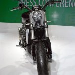 Benelli 402S at 2017 EICMA front