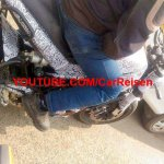 Benelli Leoncino spied rear right quarter