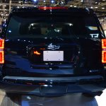 Chevrolet Tahoe RST rear at 2017 Dubai Motor Show
