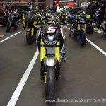 Custom Yamaha M-Slaz front at 2017 Thai Motor Expo