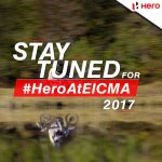 Hero MotoCorp offroader teased