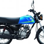 Honda Ace 110 press image right side