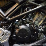Honda CB150R ExMotion engine at 2017 Thai Motor Expo