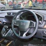 Honda CR-V Modulo at Thai Motor Expo 2017 dashboard