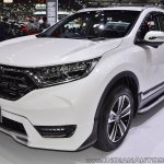 Honda CR-V Modulo at Thai Motor Expo 2017 front three quarters