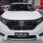 Honda CR-V Modulo at Thai Motor Expo 2017 front