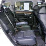 Honda CR-V Modulo at Thai Motor Expo 2017 rear seats