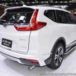 Honda CR-V Modulo at Thai Motor Expo 2017 rear three quarters