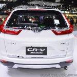 Honda CR-V Modulo at Thai Motor Expo 2017 rear