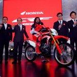 Honda CRF150L Indonesia launch