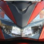 Honda Grazia first ride review headlight low beam