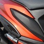 Honda Grazia first ride review side body panel