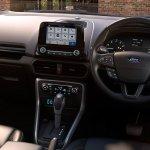Indian-spec 2018 Ford EcoSport dashboard