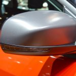 Jeep Compass Trailhawk exterior mirror at 2017 Dubai Motor Show