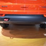 Jeep Compass Trailhawk rear bumper at 2017 Dubai Motor Show