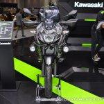 Kawasaki Versys-X 300 Camo Edition front at 2017 Thai Motor Expo