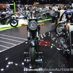 Kawasaki W250 front at 2017 Thai Motor Expo