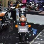 Kawasaki W250 rear at 2017 Thai Motor Expo