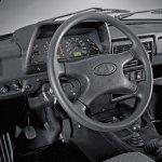 Lada 4x4 (Lada Niva) 3-door dashboard side view