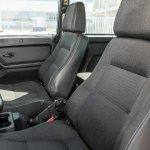 Lada 4x4 (Lada Niva) 3-door front seats
