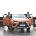 Lexus NX 300h launched in India