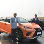 Lexus NX 300h makes India debut
