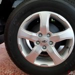 Mahindra Scorpio 2017 facelift alloy
