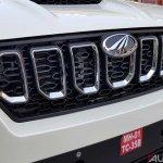 Mahindra Scorpio 2017 facelift grille
