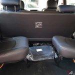 Mahindra Scorpio 2017 facelift jump seats