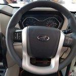 Mahindra Scorpio 2017 facelift steering wheel