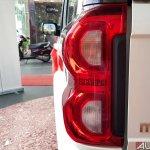 Mahindra Scorpio 2017 facelift tail light
