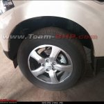 Mahindra Scorpio facelift alloy wheel