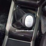 Mahindra Scorpio facelift gear stick