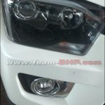 Mahindra Scorpio facelift headlight
