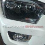 Mahindra Scorpio facelift headlight