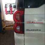 Mahindra Scorpio facelift tail light