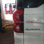 Mahindra Scorpio facelift tail light