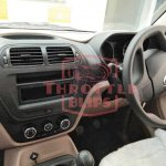 Mahindra TUV300 Plus interior spy shot