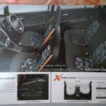 Maruti Celerio X interior cabin leaked brochure