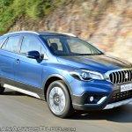 Maruti S-Cross facelift October 2017 sales